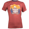 La Sportiva M's Welcome T-shirt Rust